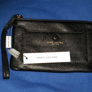 Marc Jacobs Wristlet Black